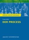 """Vergrößerte Darstellung Cover: Textanalyse und Interpretation zu Franz Kafka, """"Der Process"""". Externe Website (neues Fenster)"""