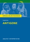 "Textanalyse und Interpretation zu Sophokles, ""Antigone"""