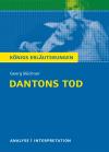 """Textanalyse und Interpretation zu Georg Büchner, """"Dantons Tod"""""""