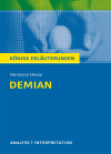 "Erläuterungen zu Hermann Hesse, ""Demian"""