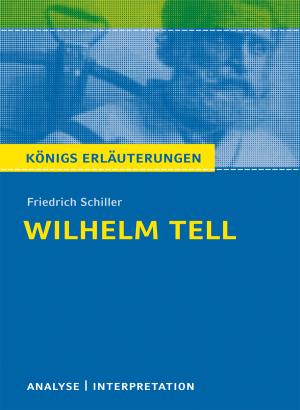 """Textanalyse und Interpretation zu Friedrich Schiller, """"Wilhelm Tell"""""""