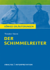 """Textanalyse und Interpretation zu Theodor Storm, """"Der Schimmelreiter"""""""