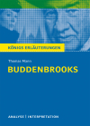 "Textanalyse und Interpretation zu Thomas Mann, ""Buddenbrooks"""