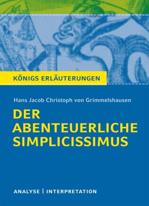 """Textanalyse und Interpretation zu Hans Jakob Christoph von Grimmelshausen, """"Der abenteuerliche Simplicissimus"""""""