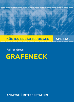 "Textanalyse und Interpretation zu Rainer Gross, ""Grafeneck"""