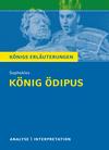 "Textanalyse und Interpretation zu Sophokles, ""König Ödipus"""