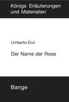 Erläuterungen zu Umberto Eco, Der Name der Rose