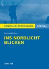 """Vergrößerte Darstellung Cover: Textanalyse und Interpretation zu Cornelia Franz, """"Ins Nordlicht blicken"""". Externe Website (neues Fenster)"""