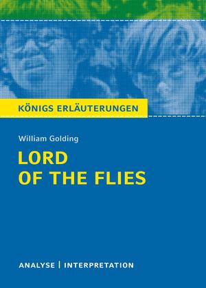 """Textanalyse und Interpretation zu William Golding, """"Lord of the flies"""""""