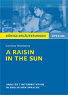 A Raisin in the Sun. Textanalyse und Interpretation. Königs Erläuterungen Spezial