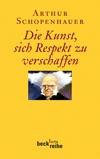 Vergrößerte Darstellung Cover: Die Kunst, sich Respekt zu verschaffen. Externe Website (neues Fenster)