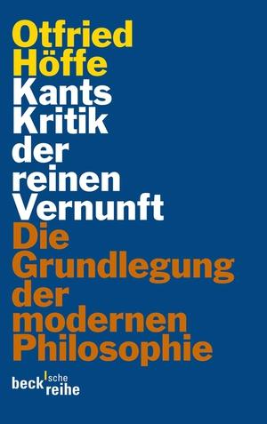Kants Kritik der reinen Vernunft