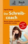 Vergrößerte Darstellung Cover: Der Schreibcoach. Externe Website (neues Fenster)