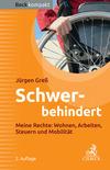 Vergrößerte Darstellung Cover: Schwerbehindert. Externe Website (neues Fenster)
