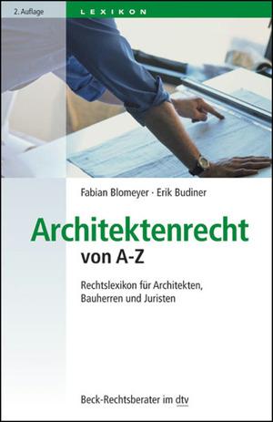 Architektenrecht von A - Z