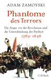 Vergrößerte Darstellung Cover: Phantome des Terrors. Externe Website (neues Fenster)
