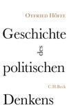 Vergrößerte Darstellung Cover: Geschichte des politischen Denkens. Externe Website (neues Fenster)