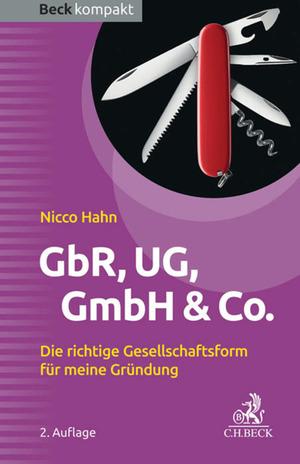GbR, UG, GmbH & Co.