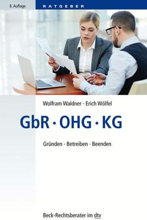 GbR, OHG, KG