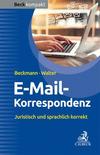 Vergrößerte Darstellung Cover: E-Mail-Korrespondenz. Externe Website (neues Fenster)