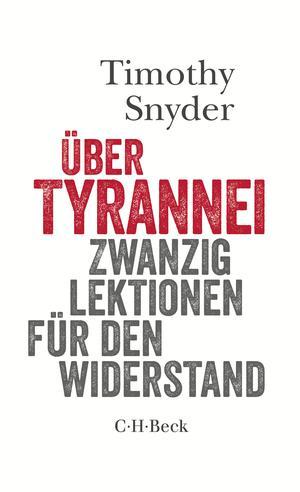 Über Tyrannei