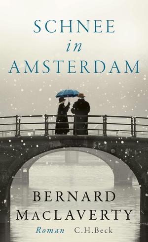 Schnee in Amsterdam