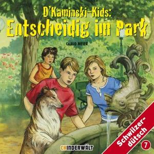 Entscheidig im Park