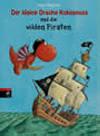 Vergrößerte Darstellung Cover: Der kleine Drache Kokosnuss und die wilden Piraten. Externe Website (neues Fenster)