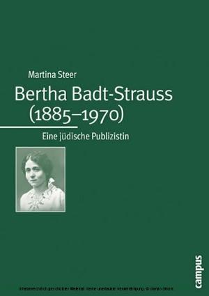 Bertha Badt-Strauss (1885-1970)