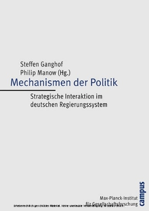 Mechanismen der Politik