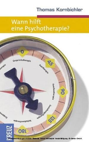 Wann hilft eine Psychotherapie?