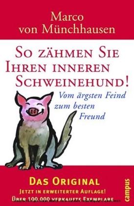 So zähmen Sie Ihren inneren Schweinehund!