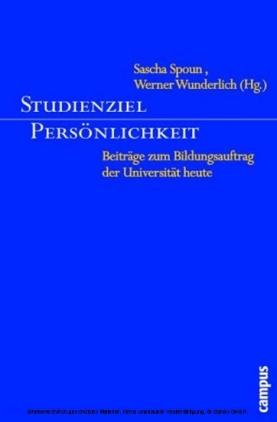 Studienziel Persönlichkeit