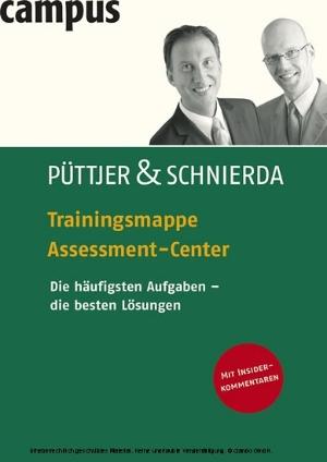 Trainingsmappe Assessment-Center