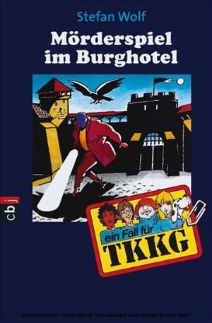 Mörderspiel im Burghotel