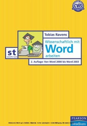 Wissenschaftlich mit Word arbeiten