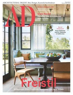 AD - Architectural Digest (02/2020)