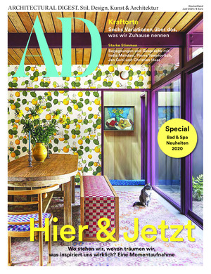 AD - Architectural Digest (06/2020)