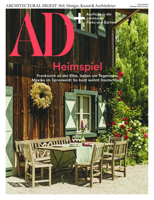 AD - Architectural Digest (10/2020)