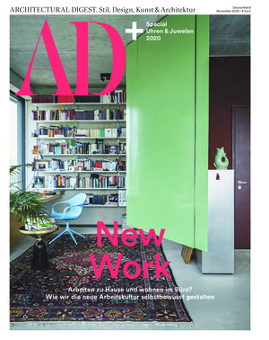 AD - Architectural Digest (11/2020)