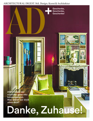 AD - Architectural Digest (12/2020)