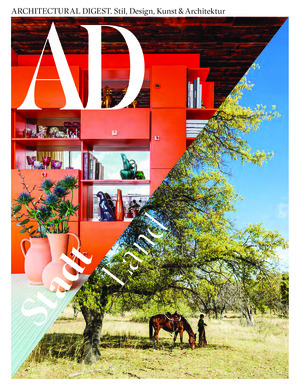 AD - Architectural Digest (03/2021)