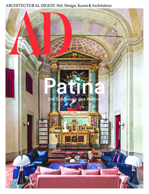 AD - Architectural Digest (04/2021)
