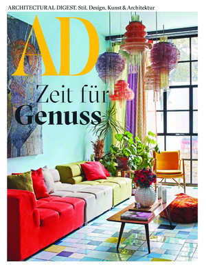 AD - Architectural Digest (05/2021)
