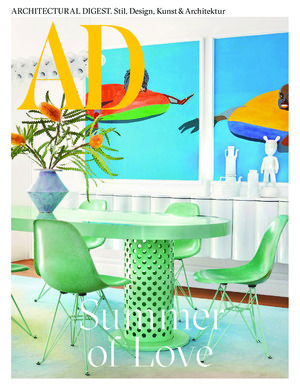 AD - Architectural Digest (07-08/2021)