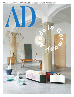 AD - Architectural Digest (10/2021)