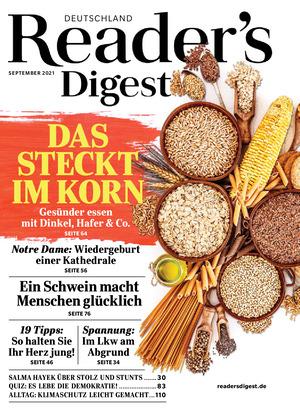 Reader's Digest (09/2021)