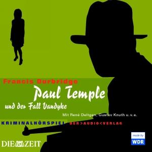 Paul Temple und der Fall Vandyke