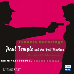 Paul Temple und der Fall Madison