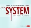 """Vergrößerte Darstellung Cover: Hans-Werner Meyer liest """"Das System"""". Externe Website (neues Fenster)"""